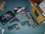 Resident Evil Guns