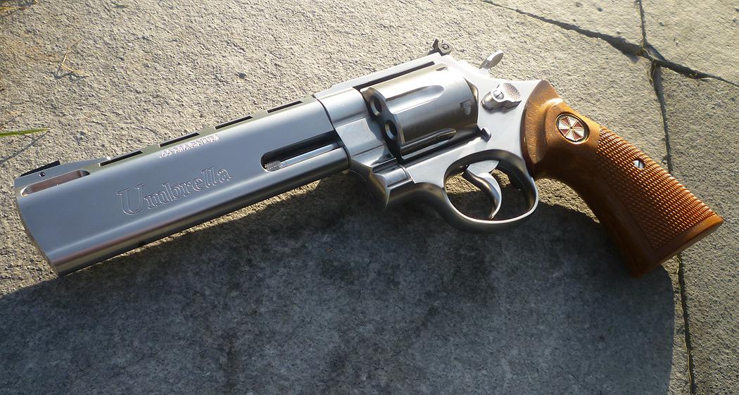 Umbrella Revolver by RedDevil00