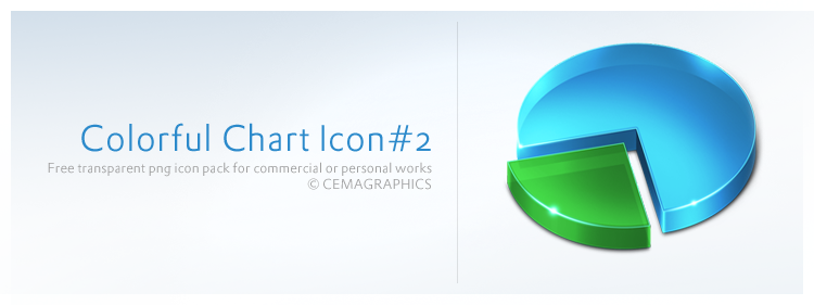 Colorful Chart Icon 2