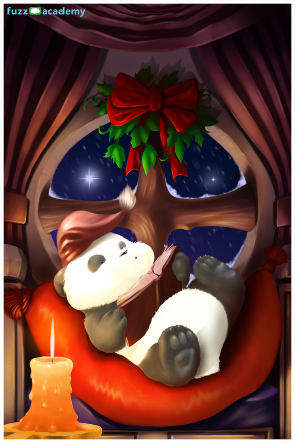 Fuzz Academy Holidays by mree