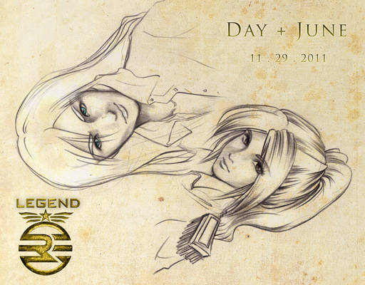 LEGEND--Realistic Day and June