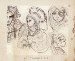 The Young Elites - sketchdump
