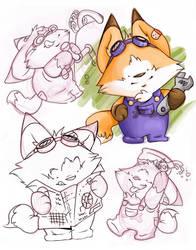 Fuzz Academy sketchdump