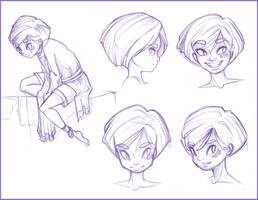 Tess Character Sheet by mree