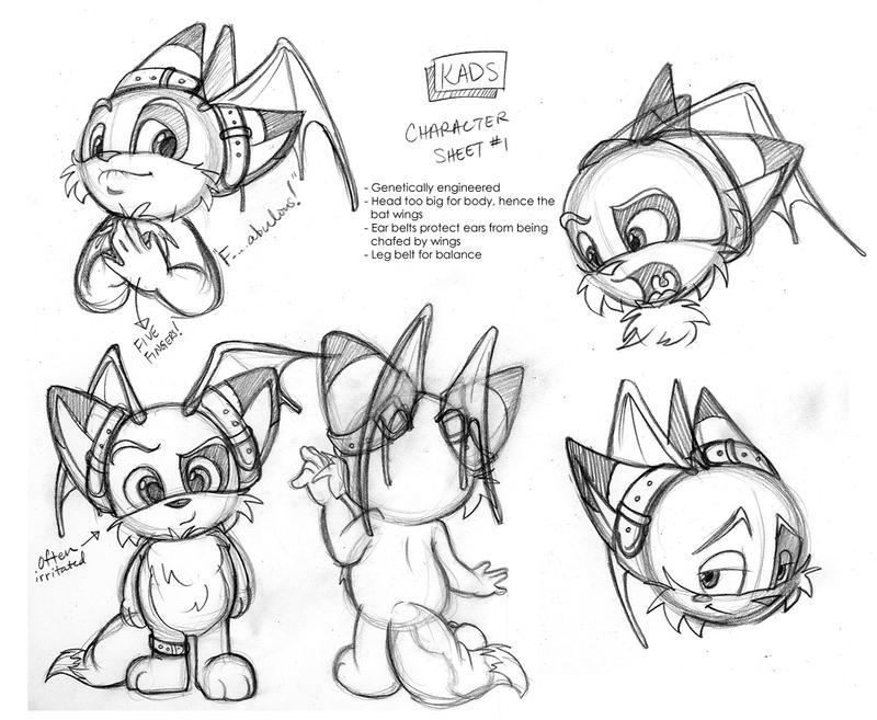 Kads Character Sheet By Mree
