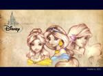 Ladies of the Magic Kingdom