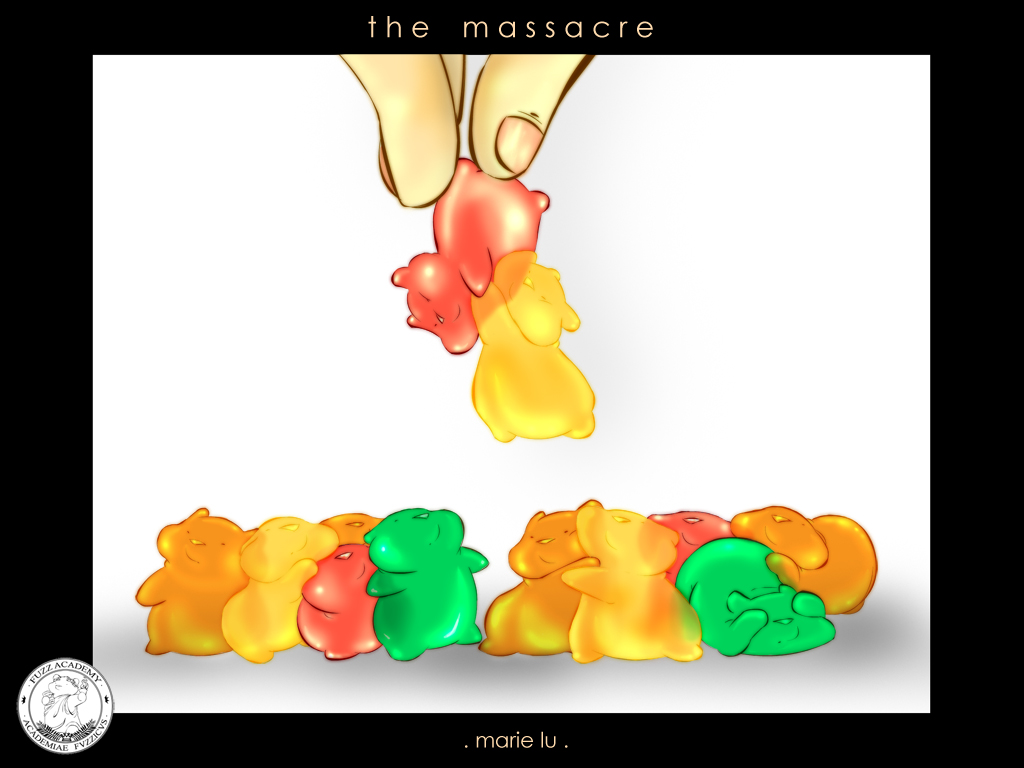 Fuzz Academy - The Massacre by mree