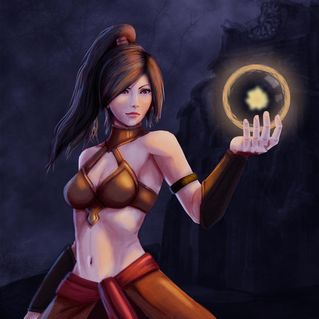 Diablo 3 wizard female naked nude movie