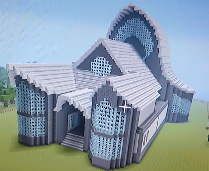 Minecraft Mansion by EveresshiaWind