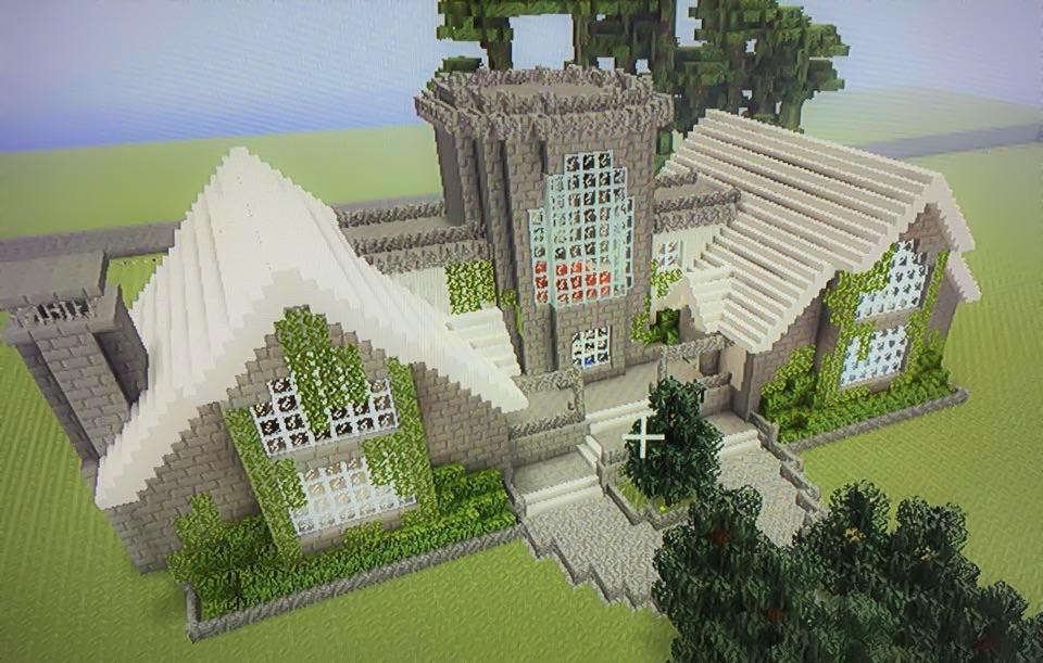 Dream Home! (Minecraft) by EveresshiaWind