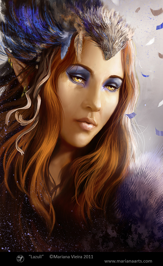 Lazuli by Mariana-Vieira