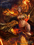 Lava Queen of the War-torn Maelstrom - Advanced