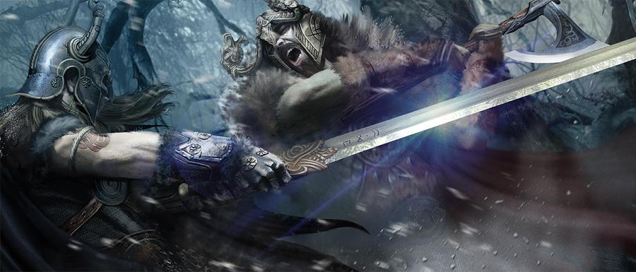 The Battle by Mariana-Vieira