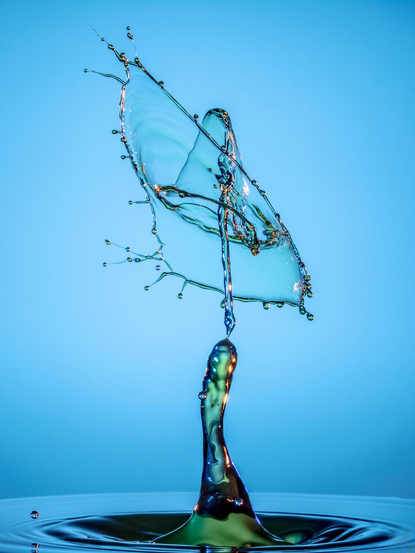 Waterdrops-54 by mib4art