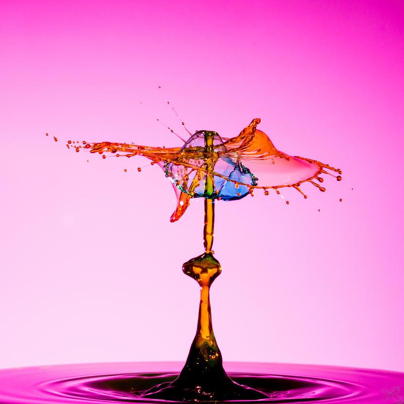 Waterdrops-88 by mib4art