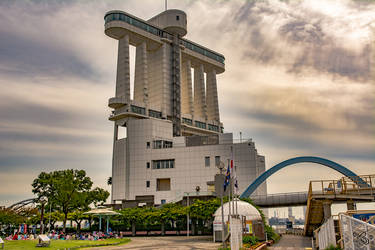 Nagoya Port Building