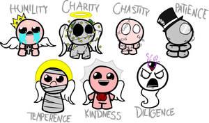 7 Heavenly Virtues