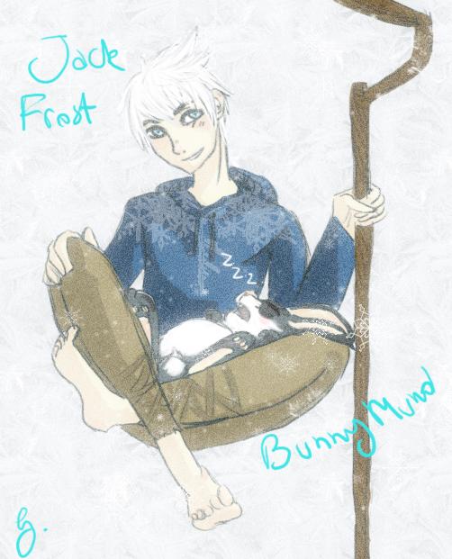 jack frost and bunnymund yaoi - photo #47