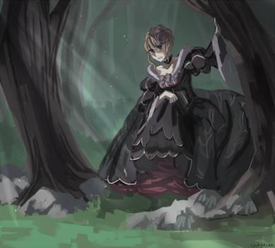 The Daughter of Rokkenjima