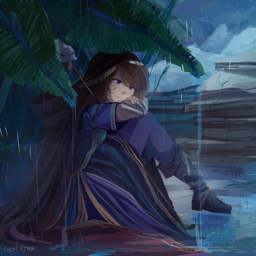 rain by chocojax