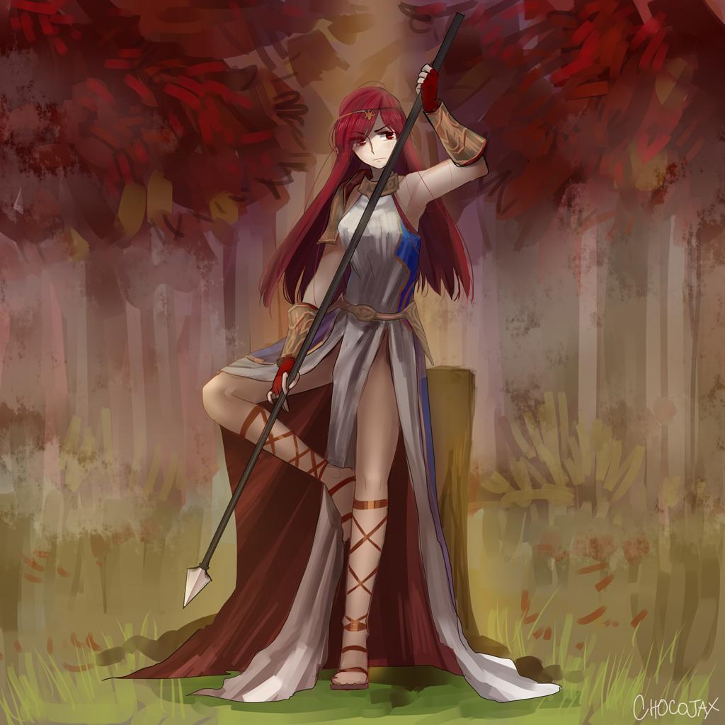 The Autumn by chocojax