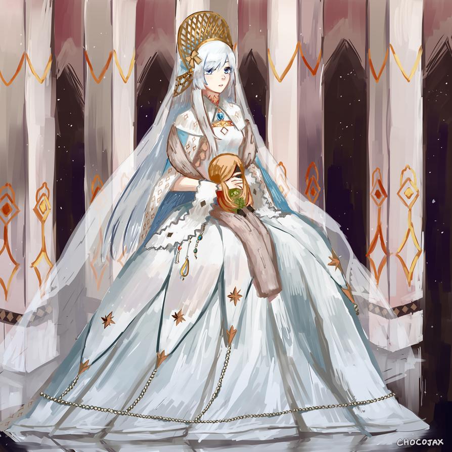Anastasia by chocojax