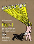adjacking poster