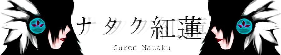 TBK s'essaye aussi au dessin, meme si c'est pas encore ca XD Guren_nataku___who_are_you___by_karinui-d370i37