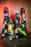 VOCALOID Cyber Cosplay