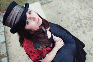 Hey, how are you ? by Karinui
