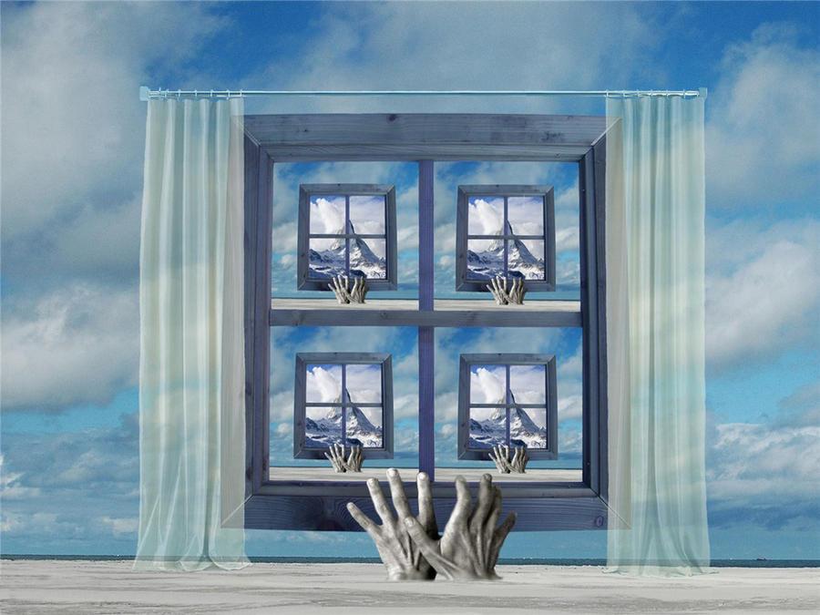 The Windows by CaryAndFrankArts