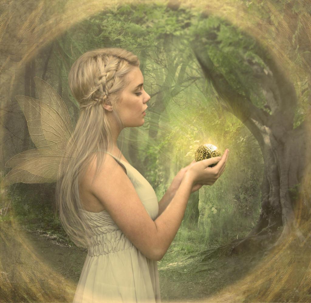 Her Treasure by CaryAndFrankArts