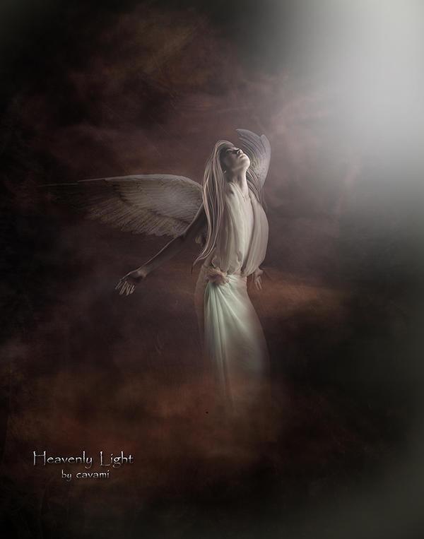 Heavenly Light by CaryAndFrankArts
