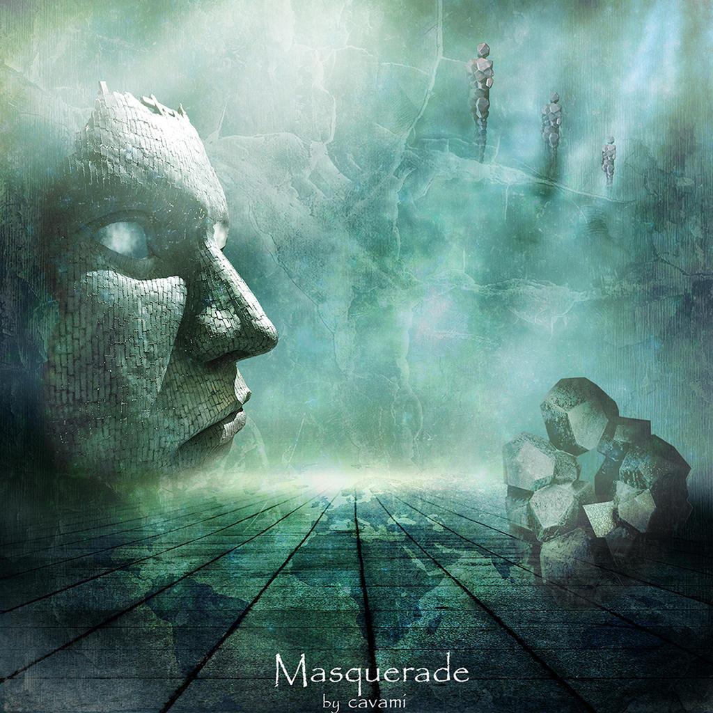 Masquerade by CaryAndFrankArts