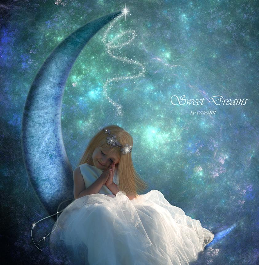 Sweet Dreams by CaryAndFrankArts