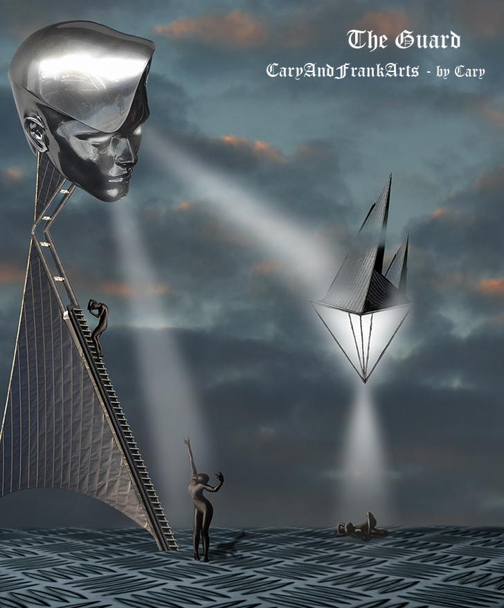 The Guard by CaryAndFrankArts