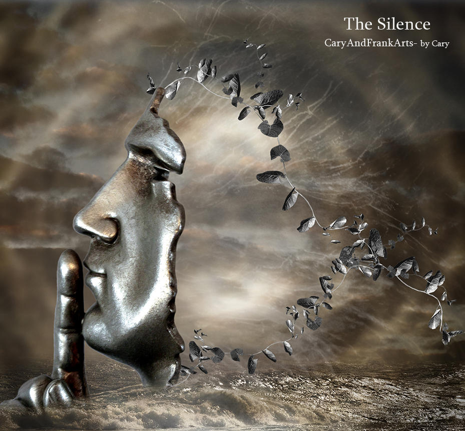 The Silence by CaryAndFrankArts