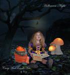 Halloween Night by CaryAndFrankArts