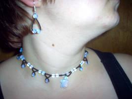 Necklace - Opaline Turtle by turtlegirlman