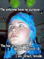 ULTROS THE HAT- I'm confusing by turtlegirlman