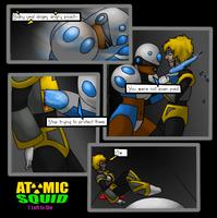 Atomic Squid - 7. Left to DieI by turtlegirlman