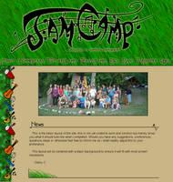 Jam Camp Website by turtlegirlman