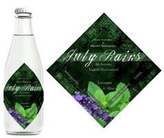 July Rain - Relaxation Drink by turtlegirlman