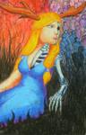 Hel - Norse Goddess o' Death