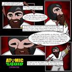 Atomic Squid - 1. Dictator Bob