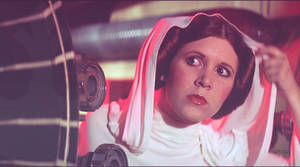 Leia in Pink