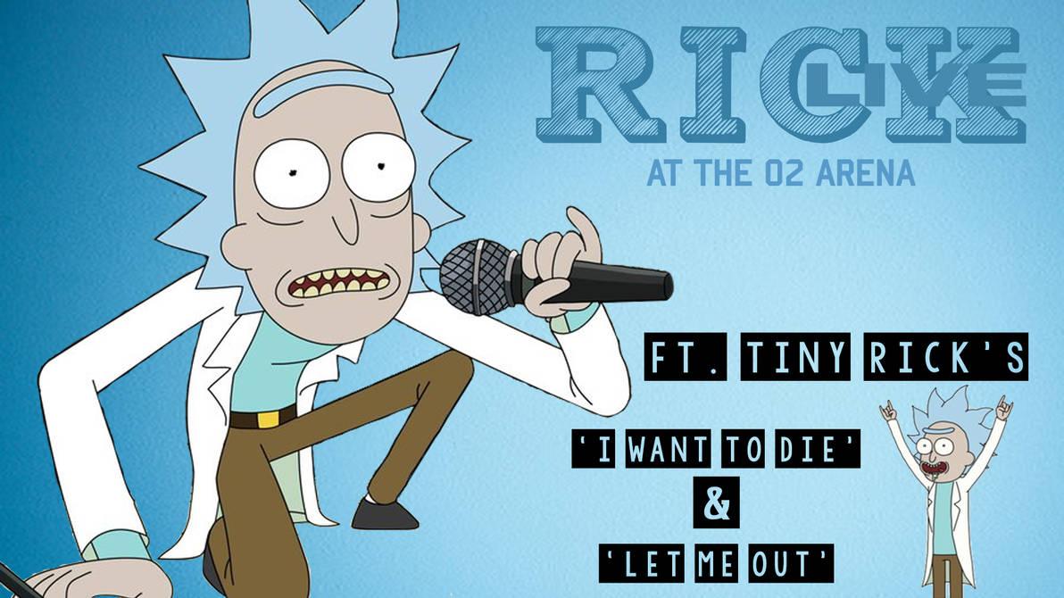 Rick Live Wallpaper Rick And Morty By Thefbombmeetsreality