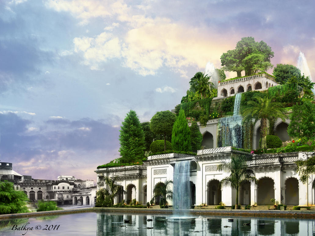 The gallery for --> How To Make The Hanging Gardens Of ...