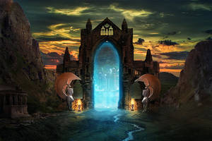 Portal of time by batkya