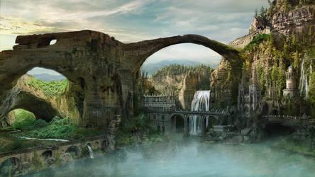 Lost City by batkya